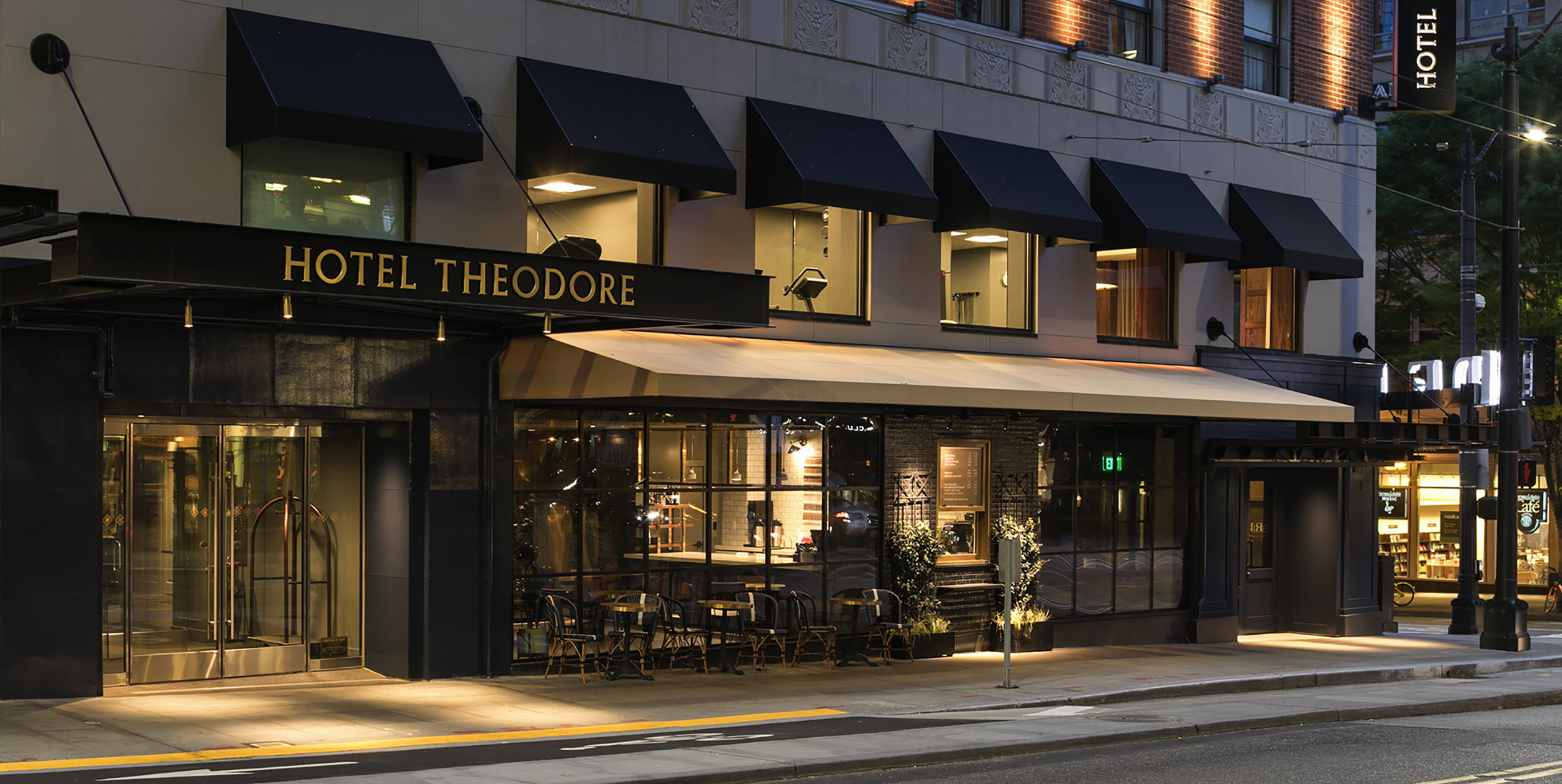 Image result for Hotel Theodore seattle