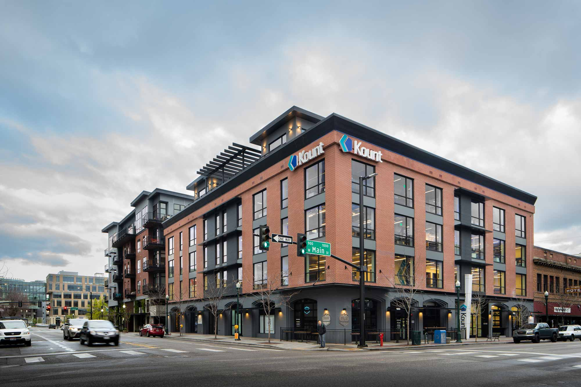 Tenth and Main Revitalization