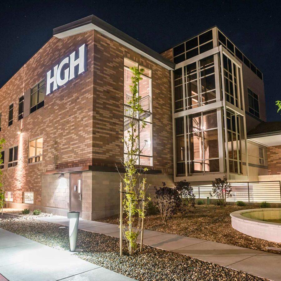 Humboldt General Hospital Medical Office Building