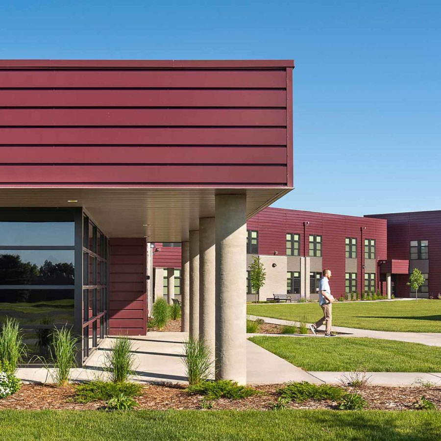 Flathead Valley Community College -- Student Apartment Complex