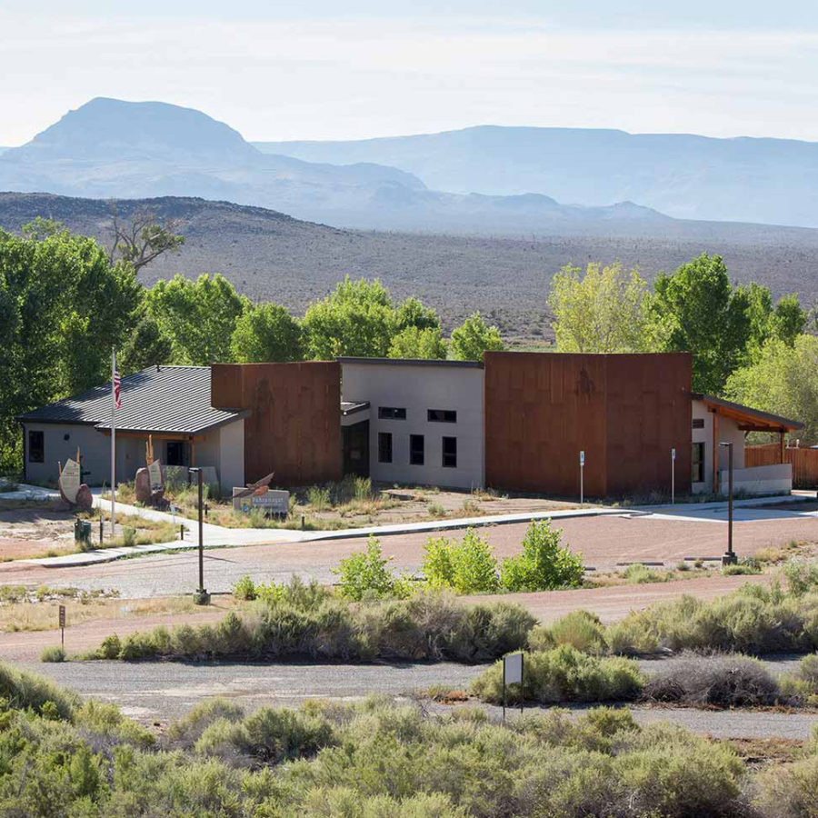 Pahranagat National Wildlife Refuge Visitor Center
