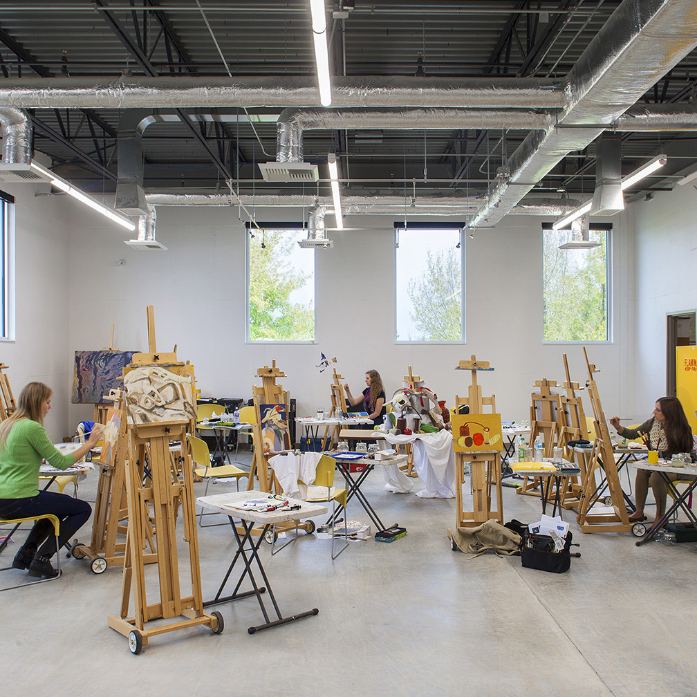 Sheridan College — North Whitney Center for the Arts