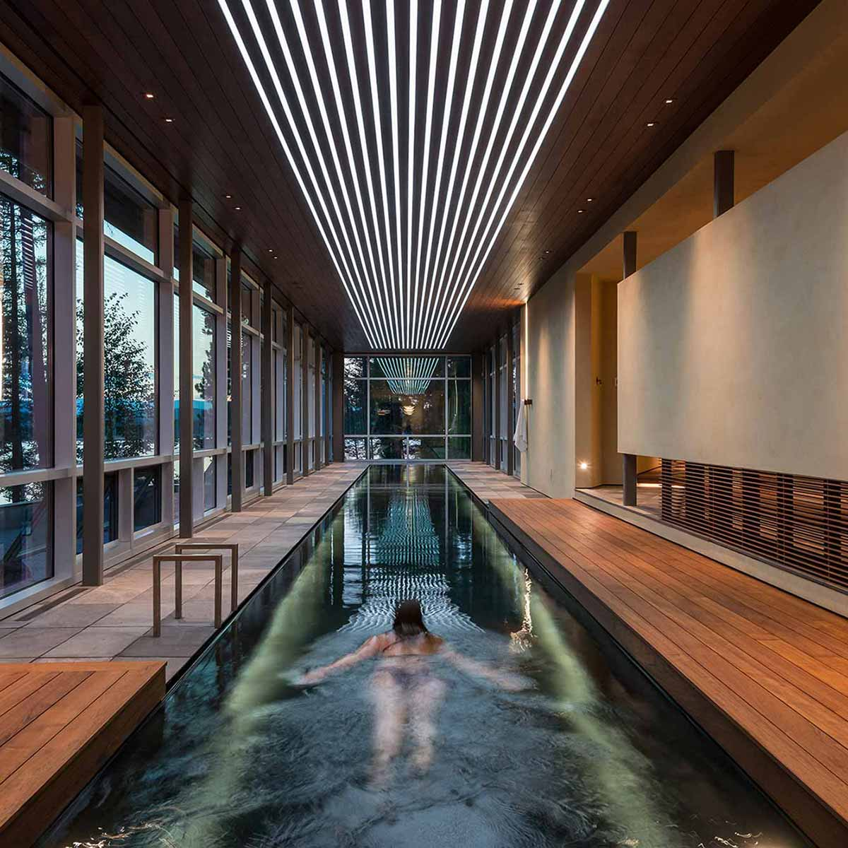 Private Poolhouse and Gallery