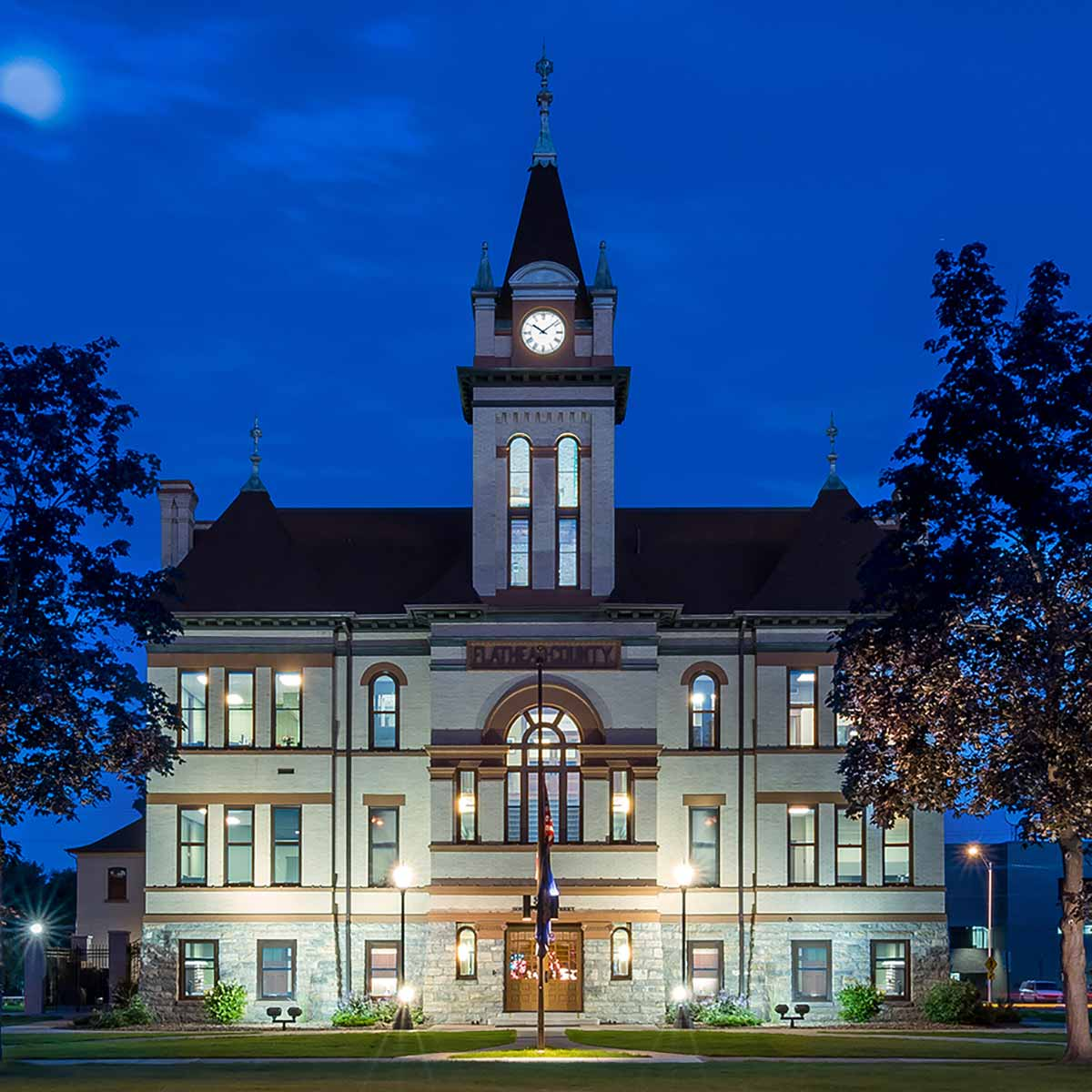 Flathead County Courthouse Historic Restoration