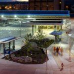 Bus Transfer Station Facility Design