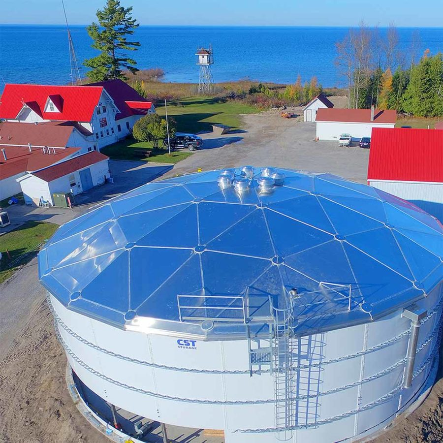 Hammond Bay Biological Station Planning Study
