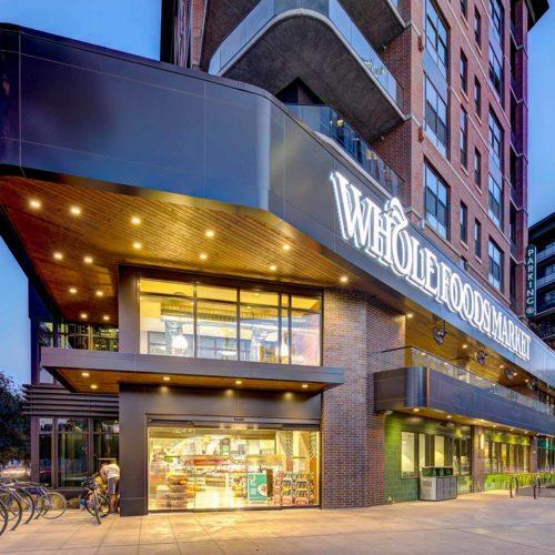 Retail Supermarket Architecture Design