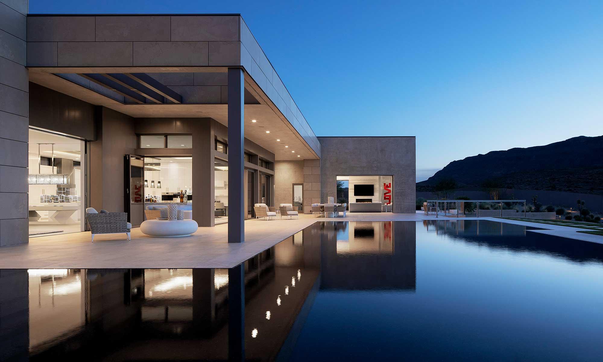 Sunset Summit Residence