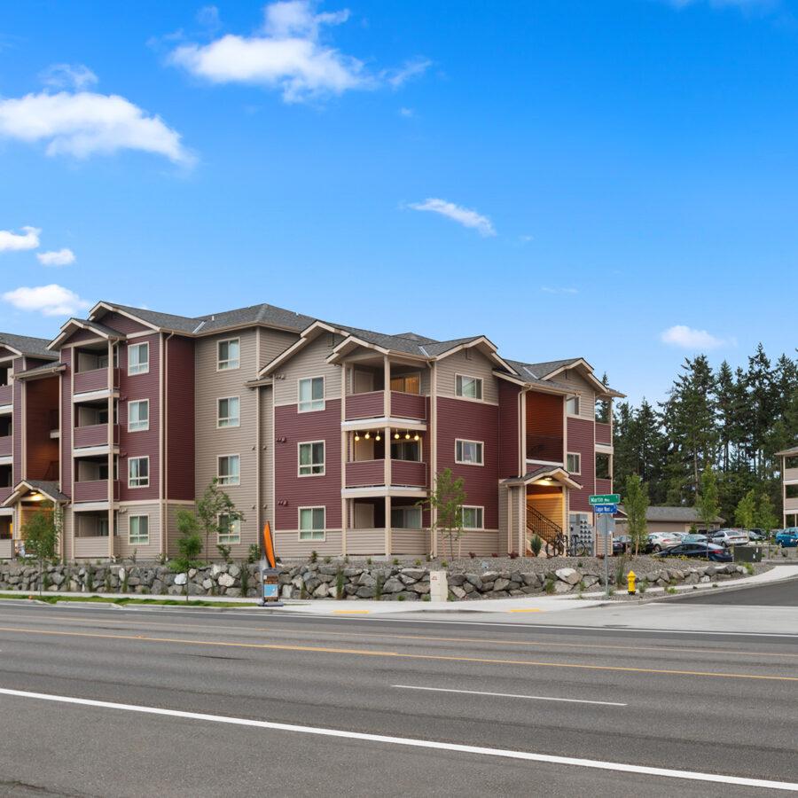 Copper Wood Apartments