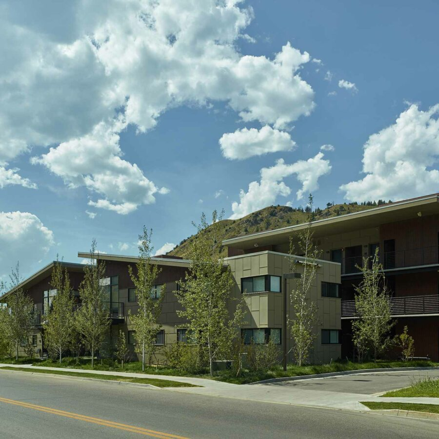 Jackson Hole Mountain Resort Workforce Housing