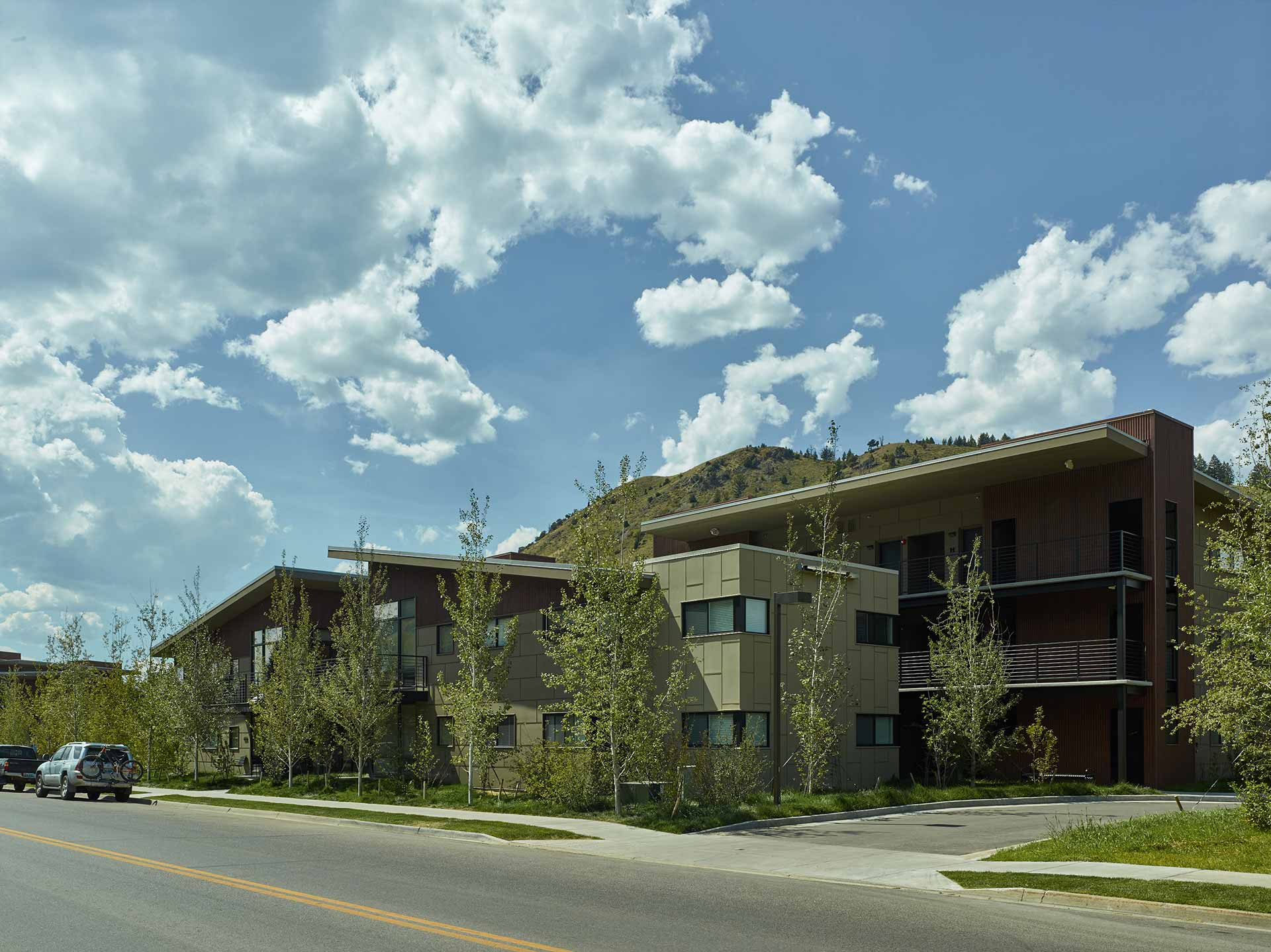 Jackson Hole Mountain Resort Workforce Housing